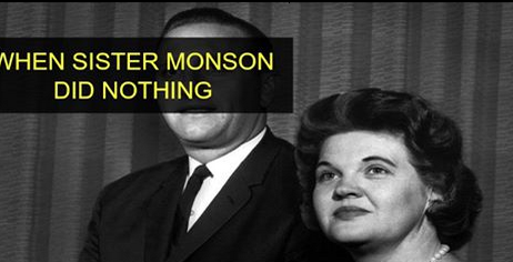 ONE Thing President Monson's Wife Would NOT Do