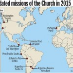 LDS Church Annouces 11 New Missions #HasteningTheWork