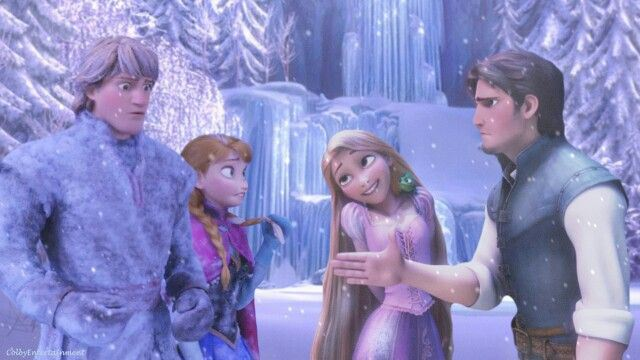 Mind Blown – How Tangled, Frozen and Tarzan are all Connected
