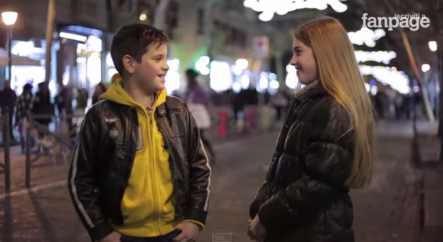 Boys Aged 7 to 11 Were Asked to Slap a Girl.  Their Reaction Was Just Beyond Awesome!