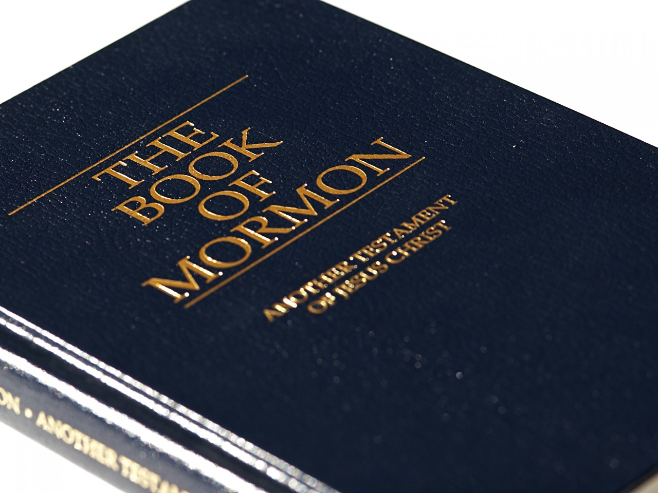 Church Buys Printer's Manuscript of Book of Mormon for $35 million from the Community of Christ Church