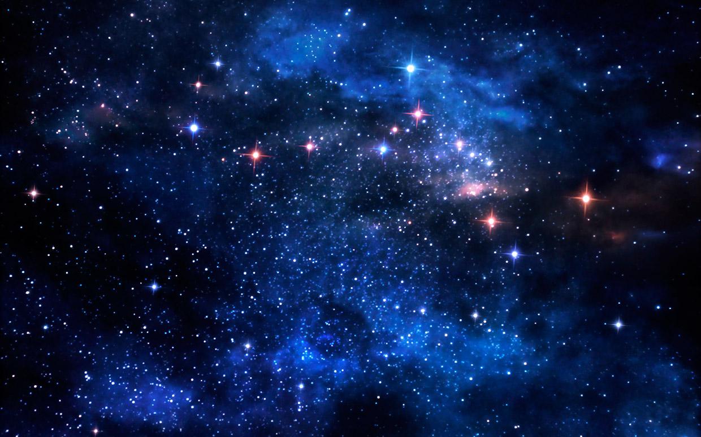 stars in the sky  ...