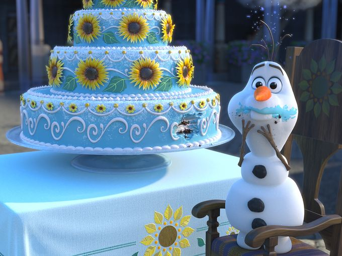 Photos From the Upcoming 'Frozen Fever'
