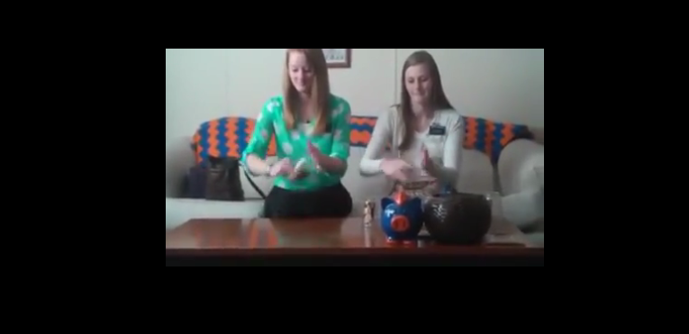 Sister Missionaries Bringing it, Teaches About The Apostasy Cups Style
