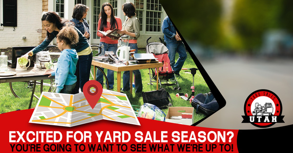 Love Yard Sales?  You're Going to Love This!