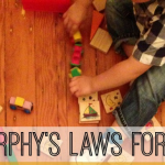 20 Murphy's Laws For Moms