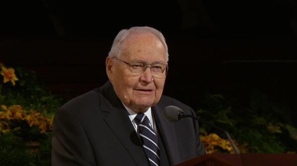 Elder Perry Dies Today at the Age of 92 – Some of His Best Quotes Remembered