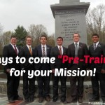 "7 Ways to Come ""Pre-Trained"" for Your Mission!"