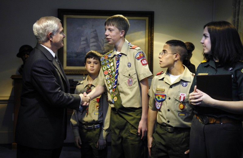 Boy Scouts President Calls for an End of Ban on Gay Adults, LDS church Responds