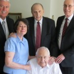 Health Update on Elder Scott & Elder Perry