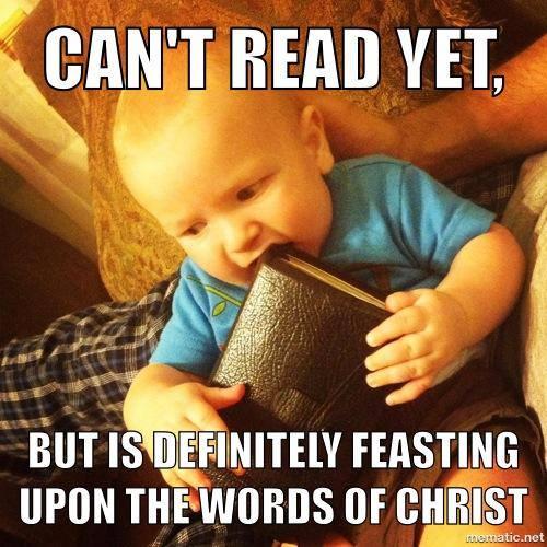22 Hilarious Baby Mormon Memes