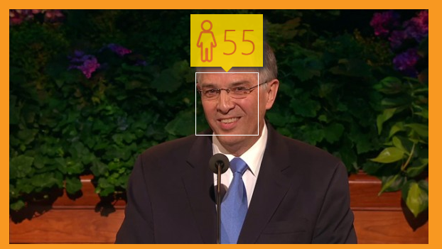 How Old Does Microsoft Think The Apostles Are?