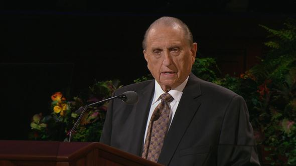 Who is President Monson? Newsweek Features the Prophet's Ministry and Recent Health Concerns.