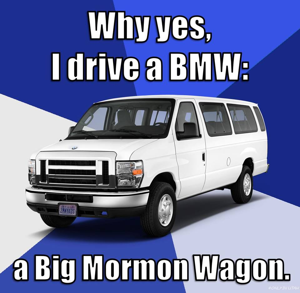 How To Spot A Mormon in 10 steps