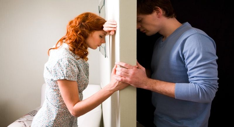 Woman Realizes That She's Been Accidentally Abusing Her Husband This Whole Time… Wow.
