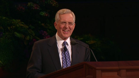 Elder Christofferson Did NOT Say that it is Okay for LDS Members to Support Same-Sex Marriage