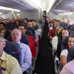 Alex Boye + Mormon Tabernacle Choir + Airplane = Awesomeness