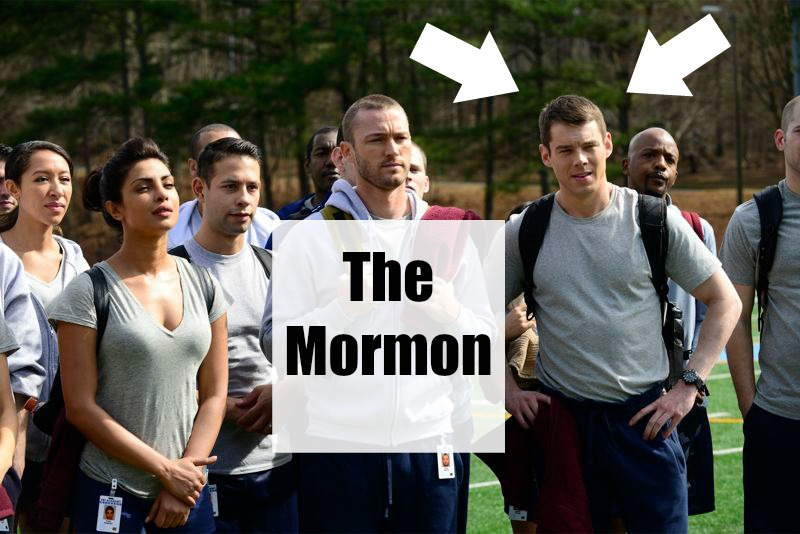 New ABC series features Mormon character wearing nothing but temple garments
