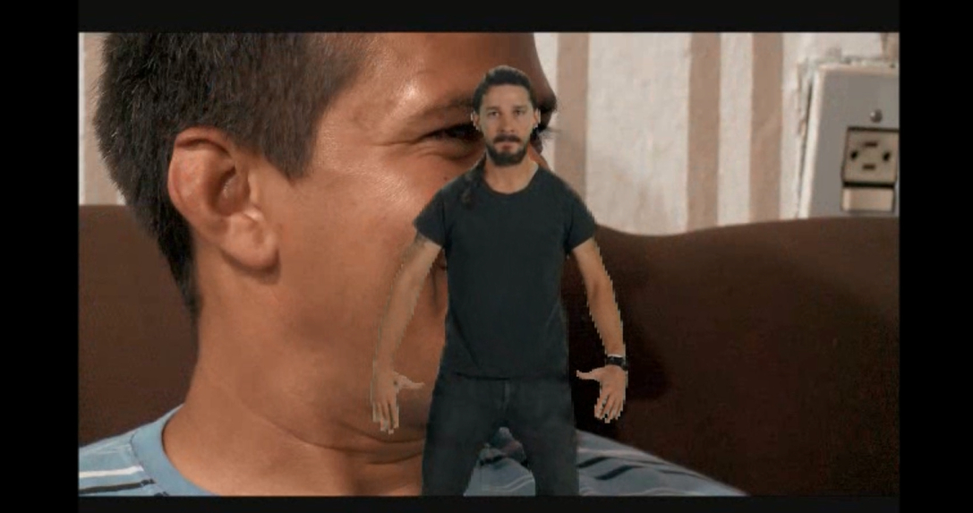 Shia Labeouf Gives the Most Intense and Motivational Home Teaching Speech Ever!