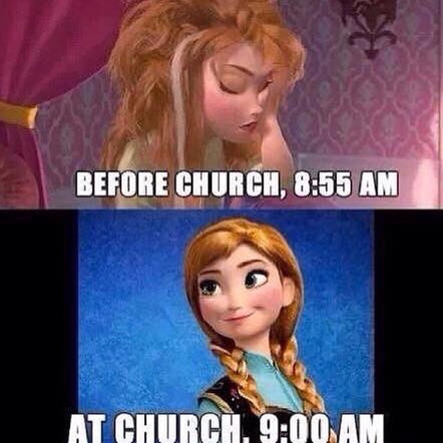 14 Faces that Every Mormon Can Relate To