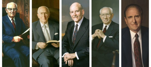 Daddy, Salt Lake City is Calling'—When 5 Future Church Presidents Were Called as Apostles