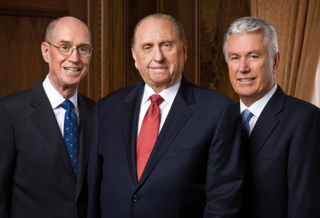 LDS Church responds to leaked videos of private meetings of Mormon apostles