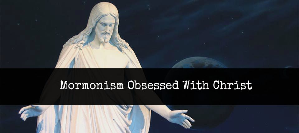 "Non-Mormon Professor: ""Mormonism Obsessed With Christ"""