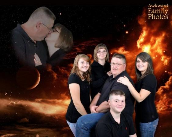 Awkward Mormon Family Photos