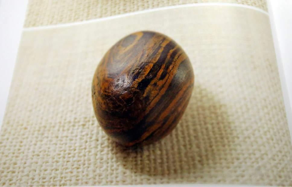 How Seeing the Seer Stone Has Strengthened My Testimony (just a little bit)