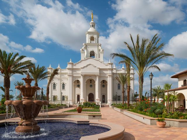 Amazing Photos of the New Tijuana Mexico Temple