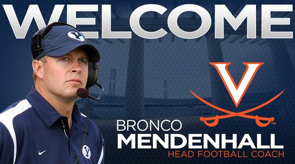 *Breaking* Bronco Mendenhall Leaves BYU for Virgina
