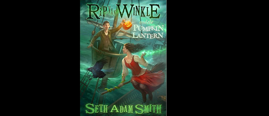 Seth Adam Smith's New Book – Rip Van Winkle Is Free Today Only!