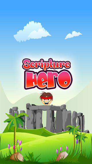 Scripture hero