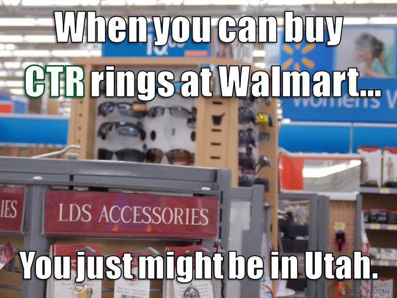 Things You Would Find Only In Utah (2)