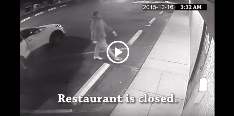 LDS Business Manager's Taco Restaurant Gets Robbed, They Turn It Into A Viral Commercial