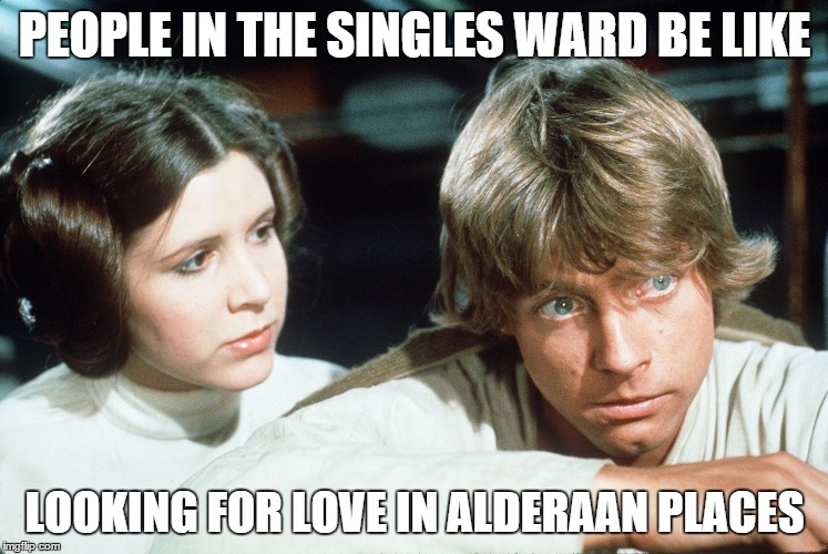 Hilarious Star Wars Mormon Memes That Will Make You LOL