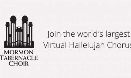 Come Sing With The Mormon Tabernacle Choir!