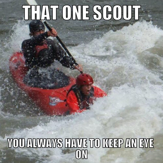 12 Funny Memes That Show What Scouts Is Really Like Lds