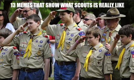 13 Funny Memes That Show What Scouts Is Really Like