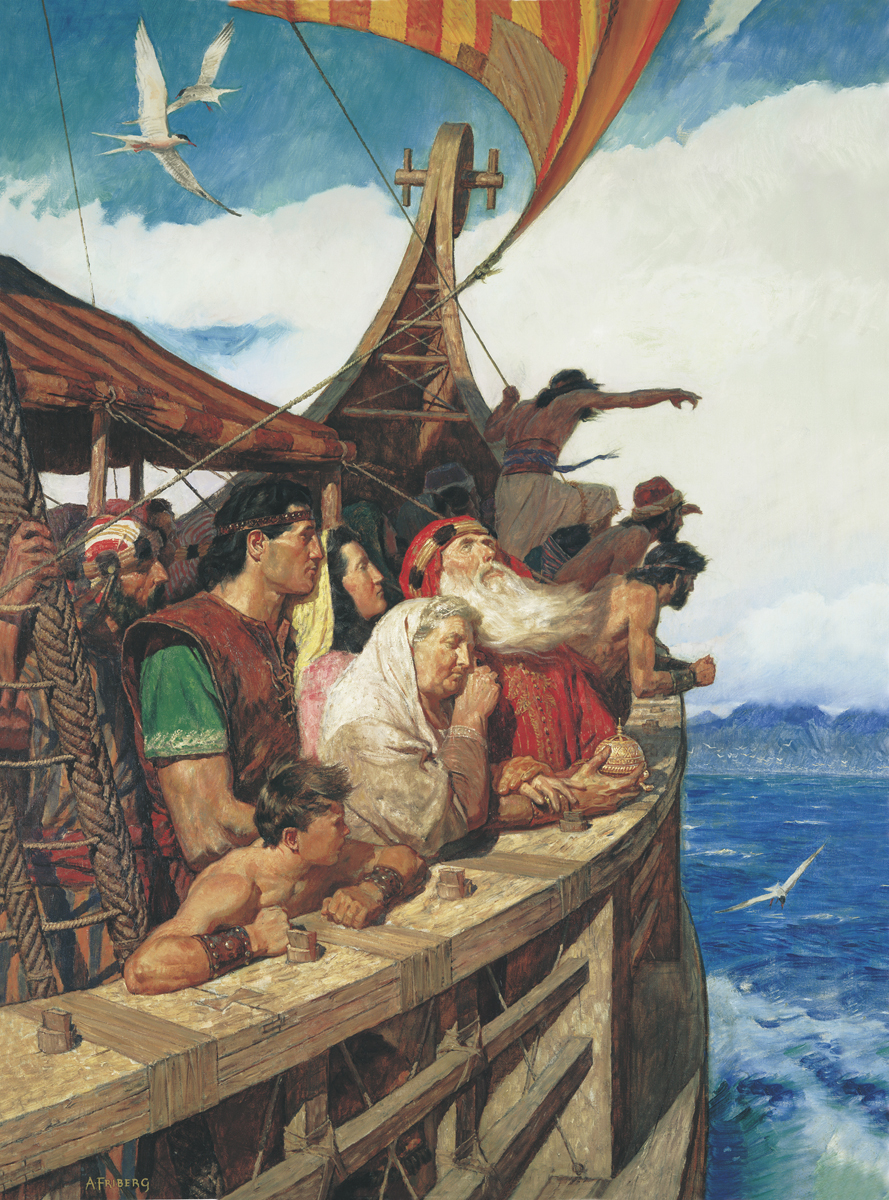 Nephi vs. Noah: Faith is Not Circumstantial.