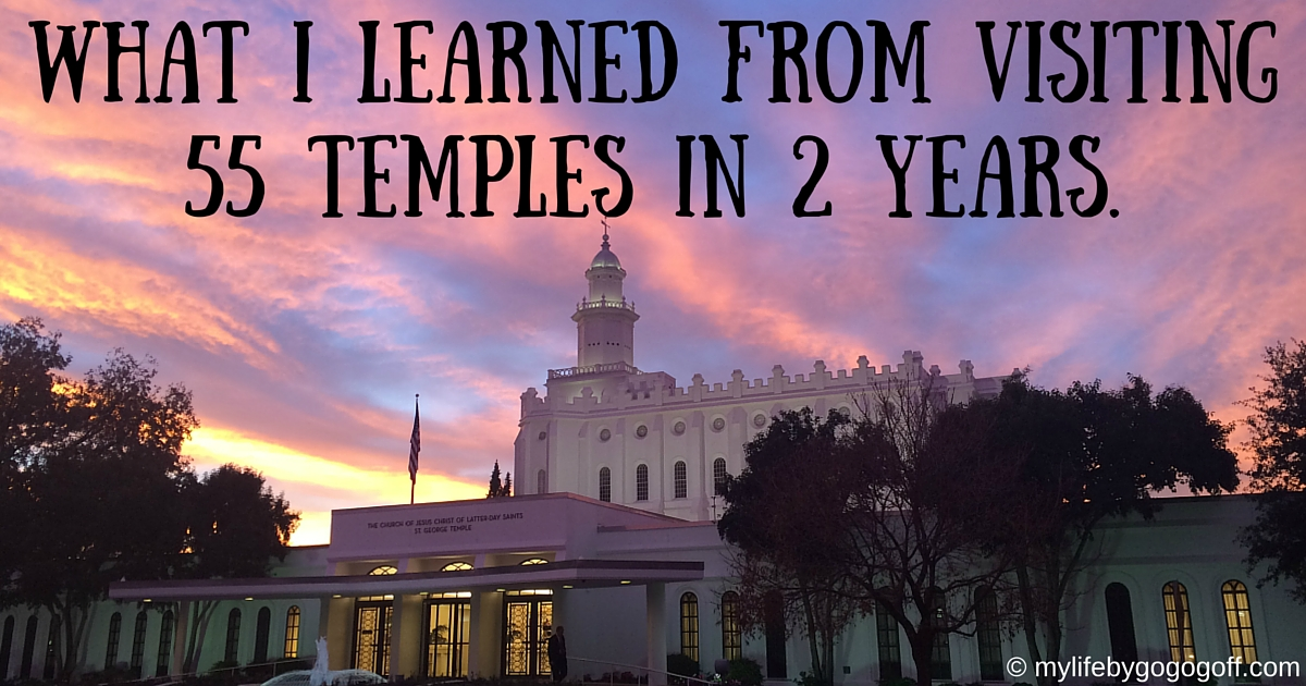 What I Learned From Visiting 55 Temples In 2 Years.
