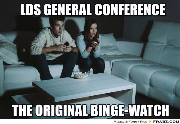 Funniest Tweets and Memes From the Saturday's Sessions of LDS General Conference