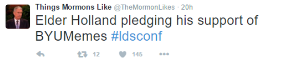 hilarious tweets and memes lds general conference 2016 (3)