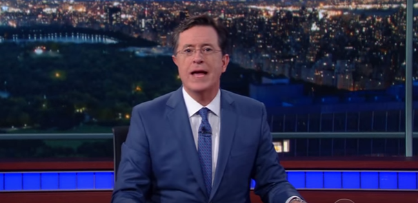 LDS Comedian Kills It on The Late Show With Stephen Colbert