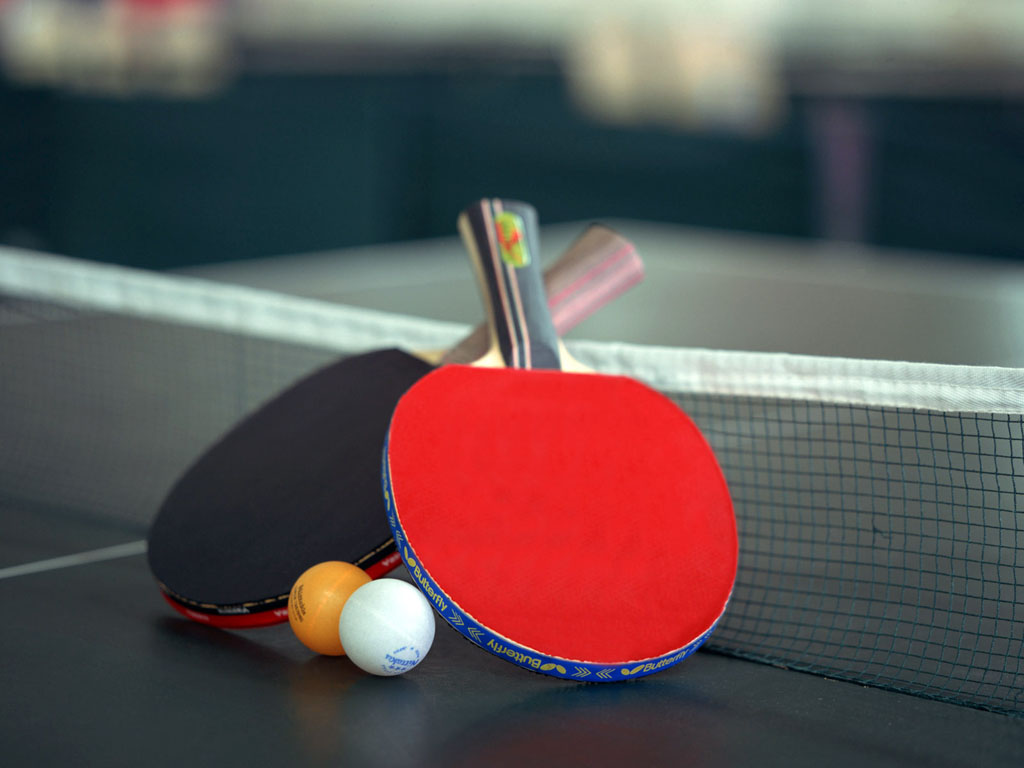 Teaching vs. Punishment: A ping-pong parable