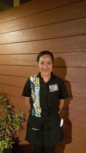 Polynesian Cultural Center - Pounders Eseta