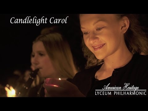 Lyceum Philharmonic's Video of Candlelight Carol, Simply Moving