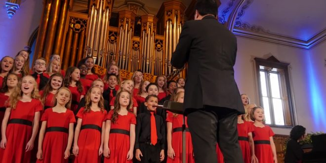 One Voice Children's Choir Sings Incredible Song Written by Elder Bednar and Paul Cardall