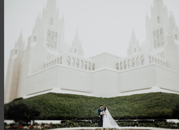 MLB All-Star's Temple Wedding Goes Viral