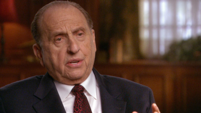 President Monson's Words of Caution to All Members